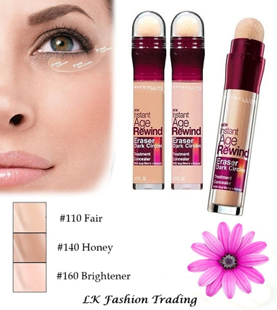 how to use maybelline concealer