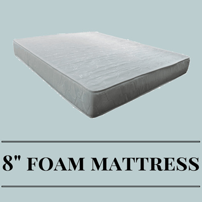 Qoo10 ★★Queen Size 8 Inch High Density Foam Mattress