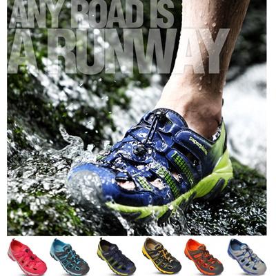 Qoo10 - Men sports sandals outdoor trekking water shoes ★Made in ...