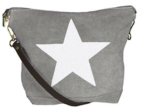 I love GLADSTONE schwarz Farbe Jutebeutel Tasche Beutel Hipster Bag
