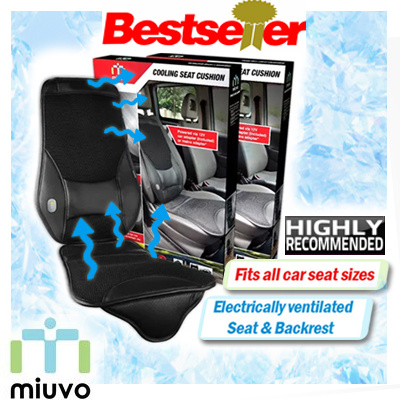 Qoo10 Miuvo Shop Best Seller Cooling Seat Cushion