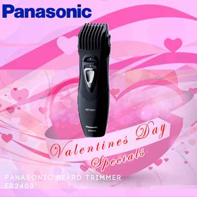qoo10 panasonic beard and body trimmer er2403k export set 2 months shop w cosmetics. Black Bedroom Furniture Sets. Home Design Ideas