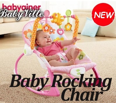 Qoo10 ★Multi purpose Baby Rocking Chair★Newborn Infant