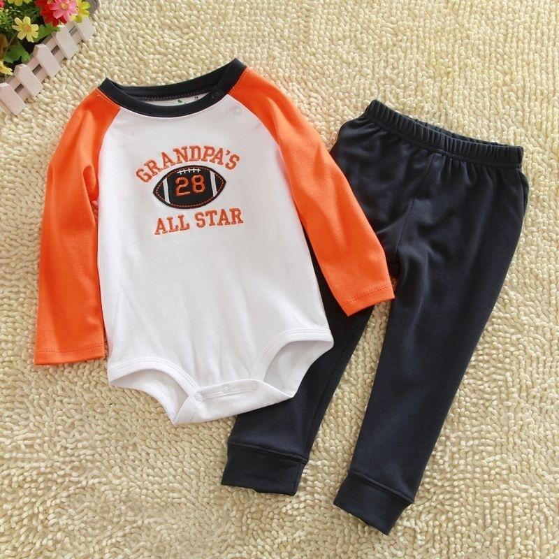 B8 NEW NWT Baby Boys Superman 3-Piece Vest//T-Shirt /& Sweatpant Set Multi//Navy