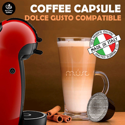 qoo10 dolce gusto compatible coffee beverage capsule 16 caps per box made i drinks sweets. Black Bedroom Furniture Sets. Home Design Ideas