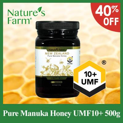 Nature Farm Manuka Honey Review