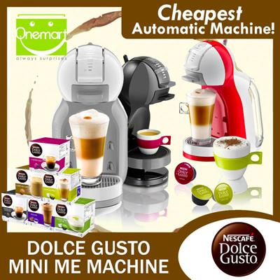 qoo10 nescafe dolce gusto mini me coffee machine. Black Bedroom Furniture Sets. Home Design Ideas