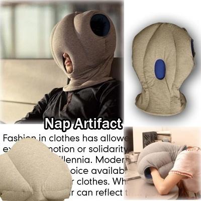 office sleeping pillow. new designmagical ostrich pillowoffice sleeping pillow car everywhere nod office n