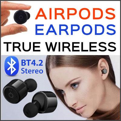 Bluetooth earbuds wireless left ear - twin earbuds bluetooth wireless