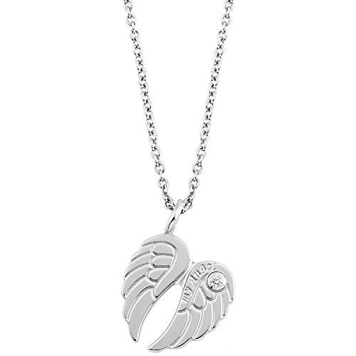 MMC Womens Necklaces 3D Little Angel Bridel Pendants