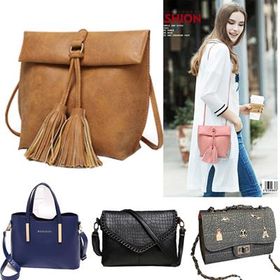 Qoo10 - ☆October 8 big promotion☆ Stylish Bags☆ Ladies Handbag ...