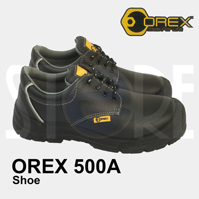 qoo10 orex safety shoe 500a psb approved anti slip