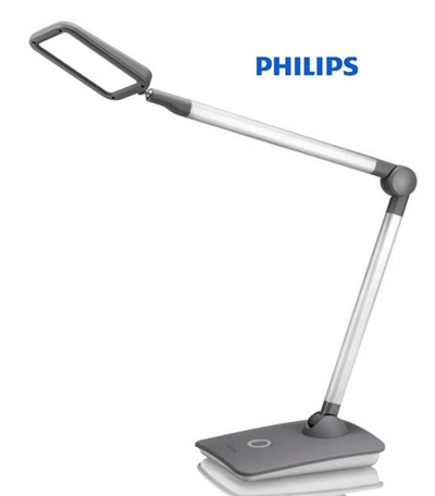 Philips Desktop Table Top Lamp With Anti Glare LED Lights. Protects Your  Eyes.