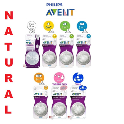 Qoo10 Philips Avent Natural Teats Local Stock Baby