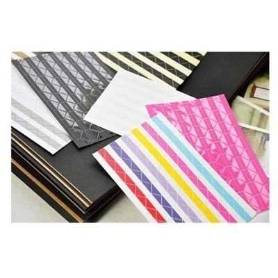 Office & School Supplies File Folder Radient Plastic Clip File Folder Classic Transparent Simple Notebook Loose Leaf Ring Binder Diary Planner Cover Stationery A5 By Scientific Process