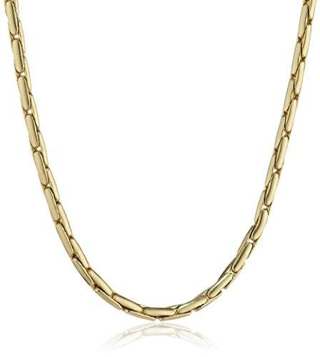585 Gelbgold Kette 1,6mm Anker gedreht 14Kt GOLD 45 cm Halskette Ankerkette