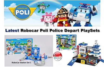 Qoo10 popular korean transformer toys robocar poli heli roy amber pol toys - Robocar poli heli ...