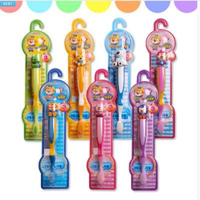 Qoo10 - Pororo Kids Children Toothbrush Toothpaste (7 ...