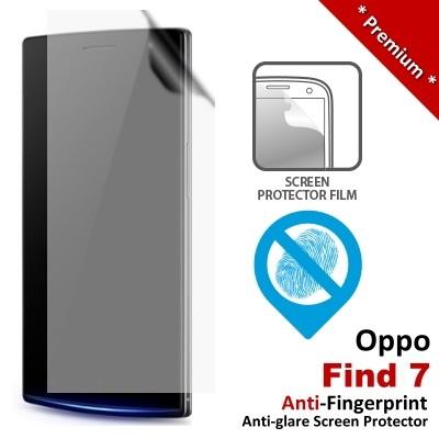 qoo10   premium protection anti fingerprint matte oppo