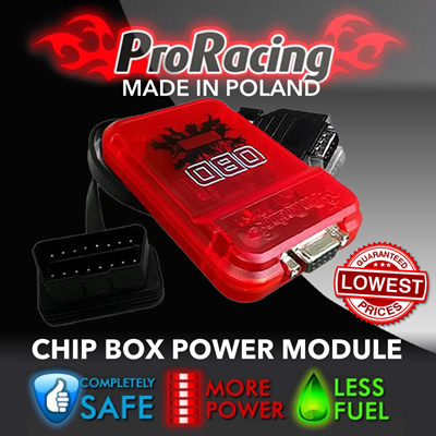 Pro racing chip box 120