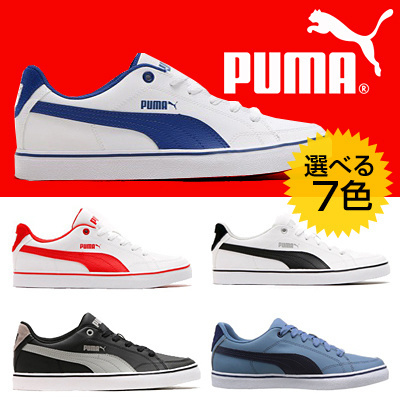 Cheap 231142 Puma Lifestyle Low Men Red Black Shoes