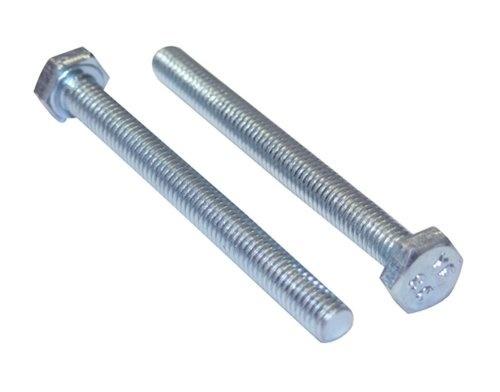 Stahl verzinkt 5 Stk DIN 935 Kronenmutter M12