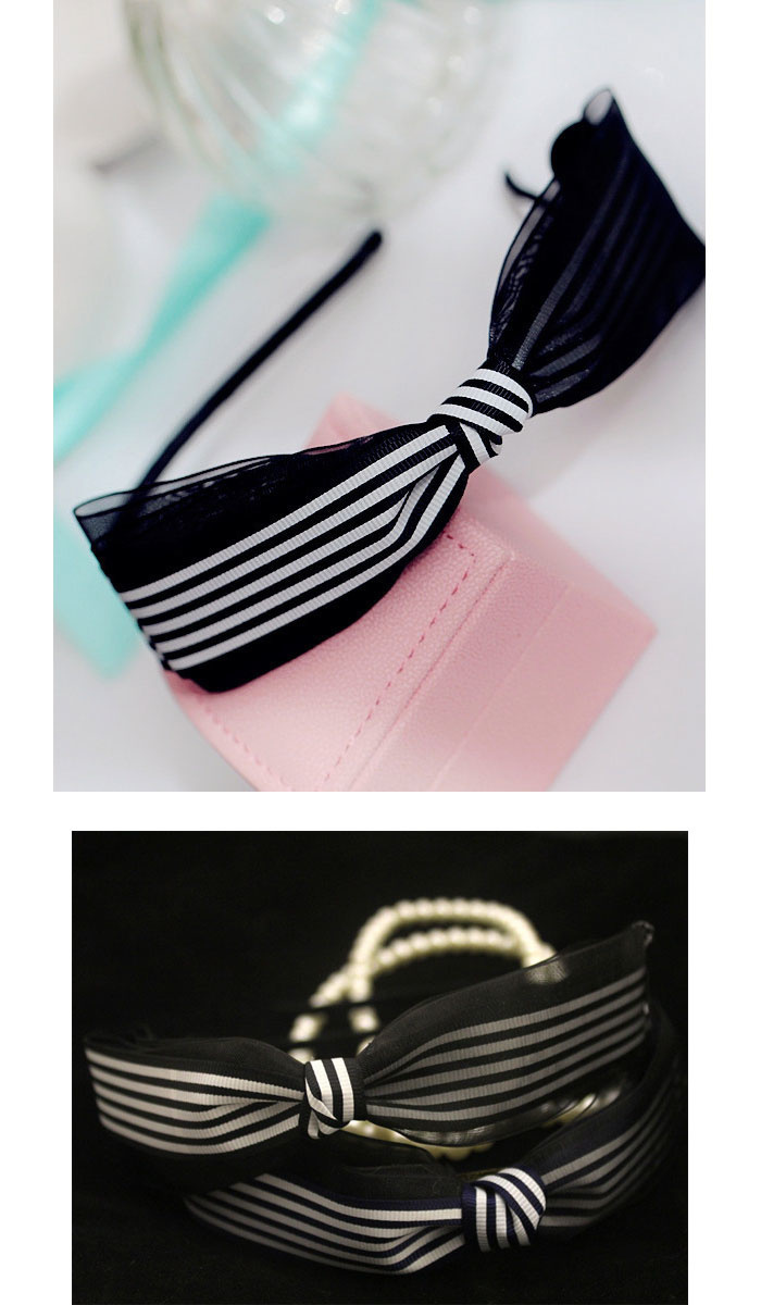 Women Wave-Shaped Leopard Toothed Hair Hoop Headband Hairband Jewelry Trendy*HHK