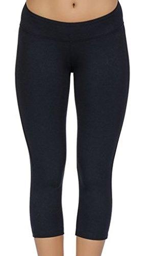 Frauen Sport Shorts Hose Activewear Pants Fitness Yoga Hot Pants Jogginghose H//J