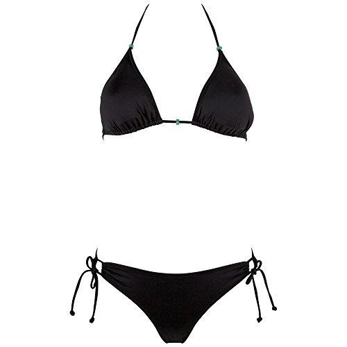 Bruno Banani-BASIC WAVE LINE Swim-Costume-Mini-Blu Marina M L XL XXL