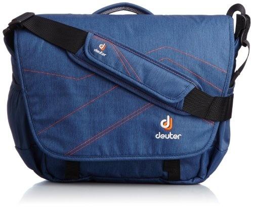 Blu Blue 22 cm Piquadro Hexagon Messenger Bag