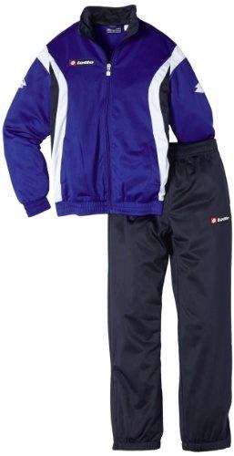white//deep navy Lotto Sport T-Shirt Trail Boy Jungen
