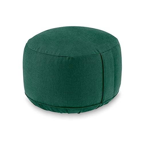 845 5m x 1cm Green and Silver Trim