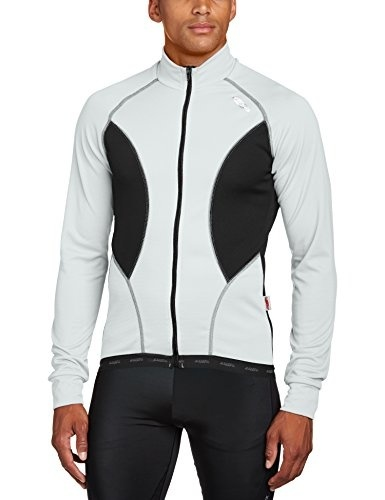 Windstopper Funktions Unterhemd Gore Bikewear Base WS Long Shirt schwarz