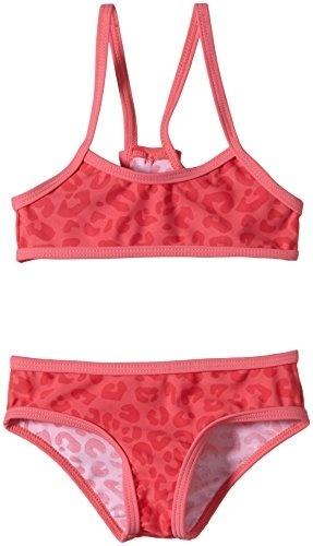 Bikini Push Up S Oliver pink bunt geblümt Gr 38 40 AA Cup