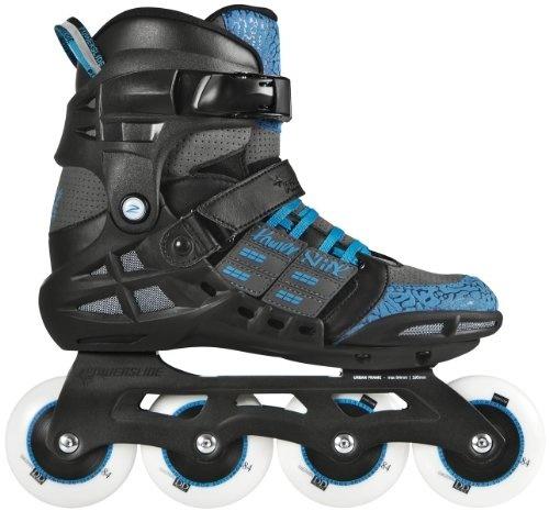 Powerslide Ice Skates Classic black Schlittschuhe schwarz