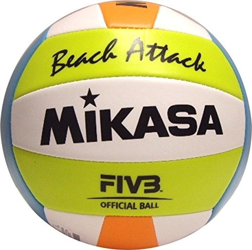 MIKASA mva-2000/Weich Volleyball Ball blau