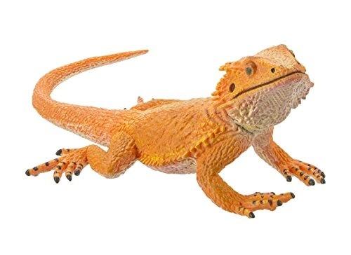 Bearded Dragon Image Reusable Shopping Bag 38 x 42cm Lizard Reptile