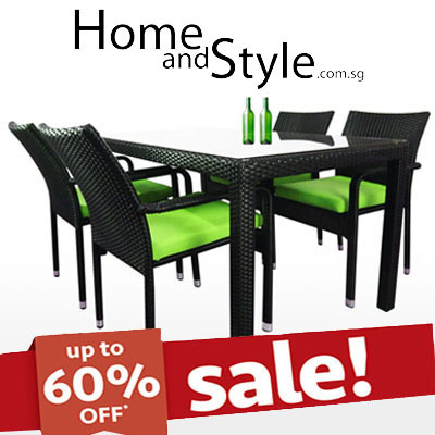 Qoo10 Sale Boulevard 4 Chair Dining 1 Dining Table