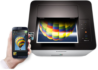 qoo10 samsung colour laser printer new c430w with