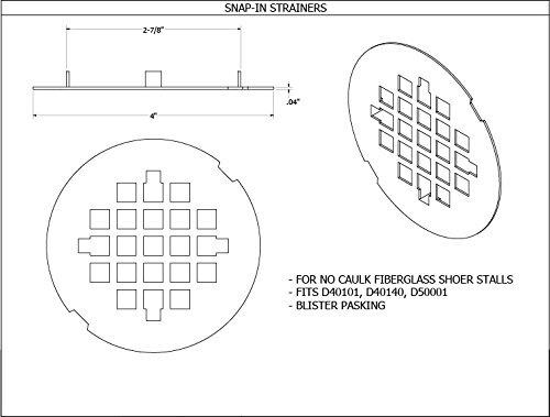 Duschregal form /& style für die Montage an einer Armatur