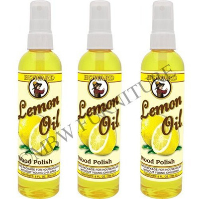 qoo10 set of 3 howard lemon oil wood cleaner polisher 8oz spray containers automotive industry. Black Bedroom Furniture Sets. Home Design Ideas