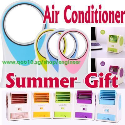 Qoo10 Sg Fragrance Small Fan Second Generation Mini