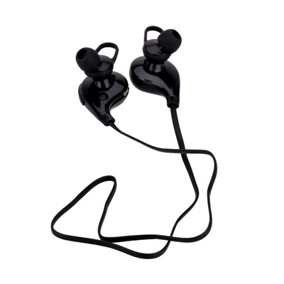 qoo10 sg qx 01 wireless sports bluetooth v4 1 stereo headset voice command d. Black Bedroom Furniture Sets. Home Design Ideas