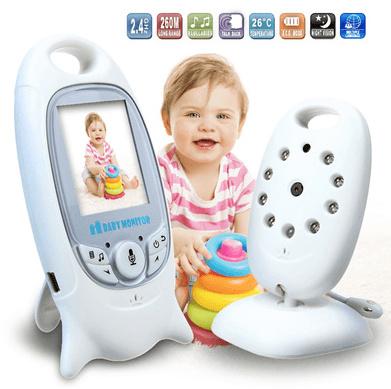 qoo10 sg seller wireless security baby monitor 2 0 vb601 2 way communicati. Black Bedroom Furniture Sets. Home Design Ideas