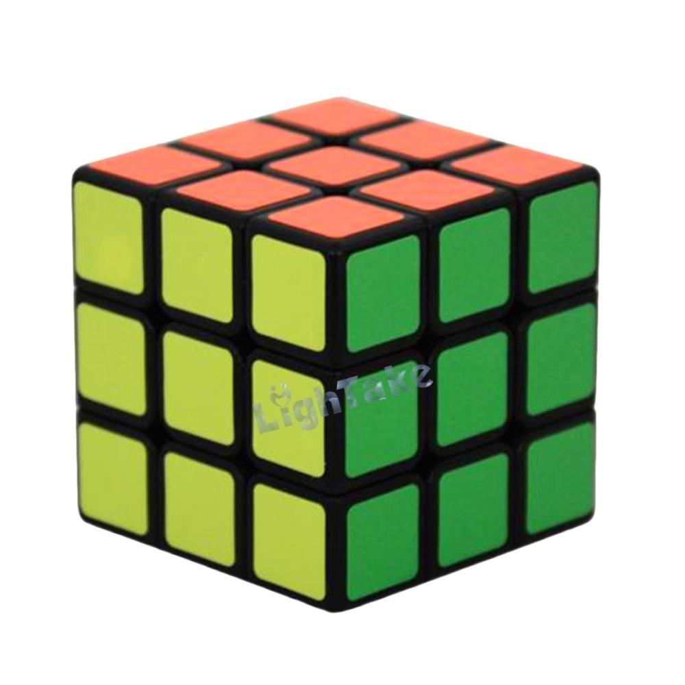 SUN-WAY 1x3x3 Speed Cube Sticker Super Floppy 1x3x3 Magic Cube 133 Speed Cube Puzzle Toy Brain Teasers Transparent
