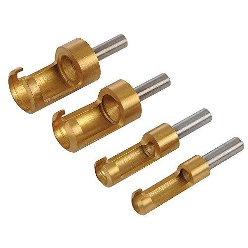Zylinderschrauben M6 x 80 Kunststoff PA 6.6 DIN 84 Schlitz 50 Stk