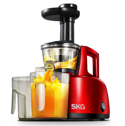 Review Slow Juicer Skg : Qoo10 - SKG Juicer Multifunctional electric slow juice machine Baby fruit juic... : Home Electronics