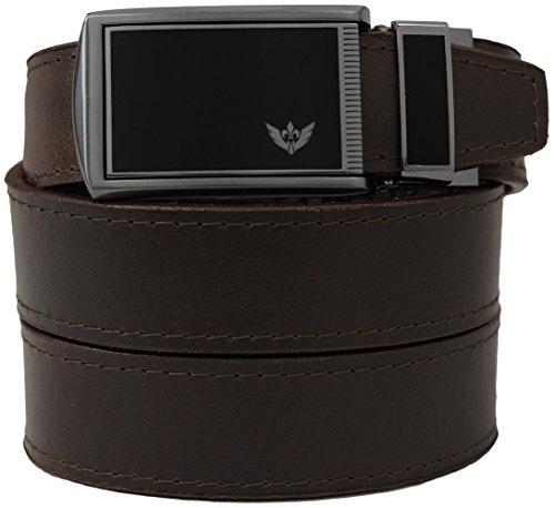 5//8/' Inch 16mm Fine Real Leather Diamante Dress Belt x small large xl xxl xxl