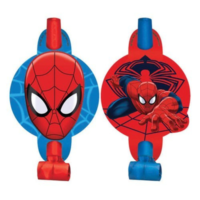 Qoo10 SMILEMAKERS TOY1537 Spiderman Blowouts Birthday and