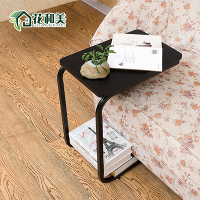 Qoo10 Sofa Side Table Or Several Small Coffee Table With Wheels Simple Coffe Tools